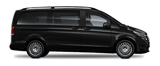 Oxford Chauffeurs minibus